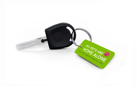 Emergency Key Tag