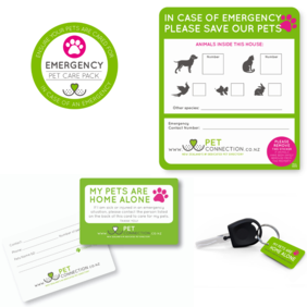 Pet Care Packs